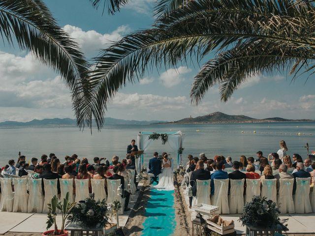 La boda de Romi y Pablo
