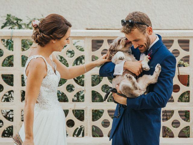 La boda de Pablo y Romi en La Manga Del Mar Menor, Murcia 27