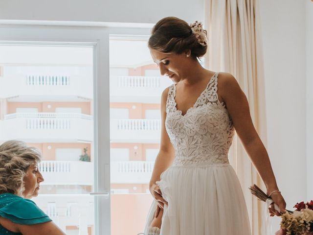 La boda de Pablo y Romi en La Manga Del Mar Menor, Murcia 9