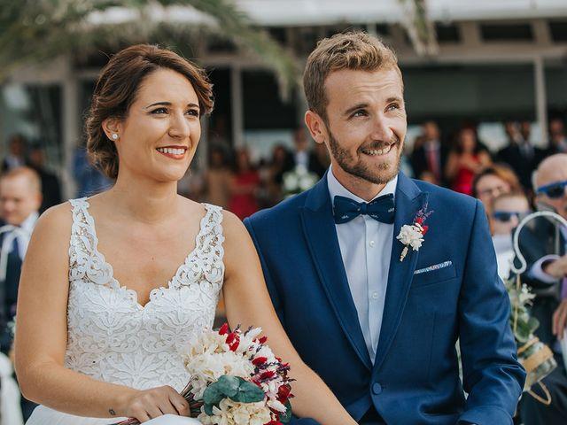 La boda de Pablo y Romi en La Manga Del Mar Menor, Murcia 16