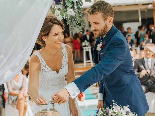 La boda de Pablo y Romi en La Manga Del Mar Menor, Murcia 19