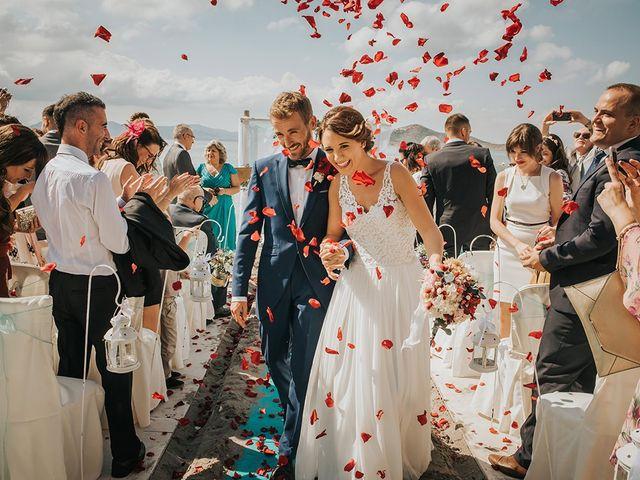 La boda de Pablo y Romi en La Manga Del Mar Menor, Murcia 20