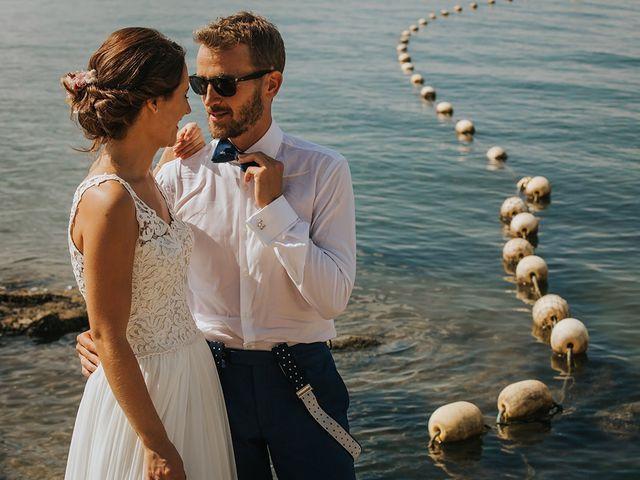 La boda de Pablo y Romi en La Manga Del Mar Menor, Murcia 24