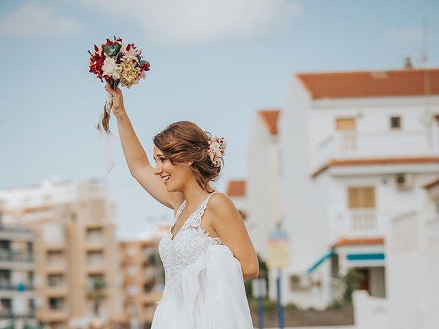 La boda de Pablo y Romi en La Manga Del Mar Menor, Murcia 26