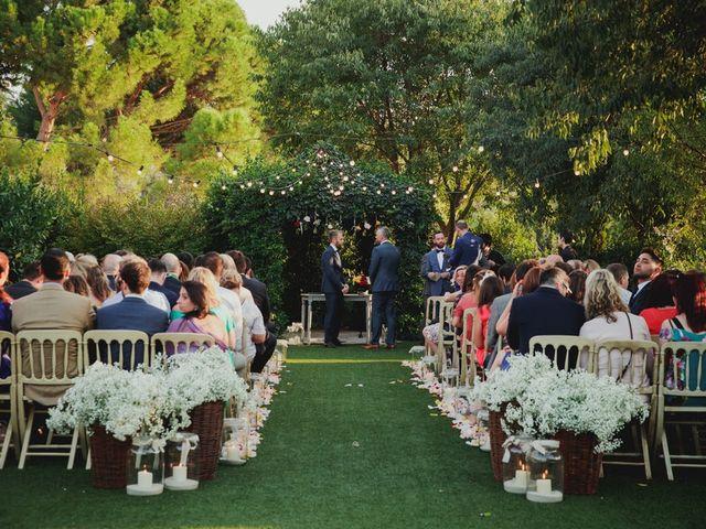 La boda de Alex Williams y María en Toledo, Toledo 65