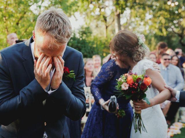 La boda de Alex Williams y María en Toledo, Toledo 1