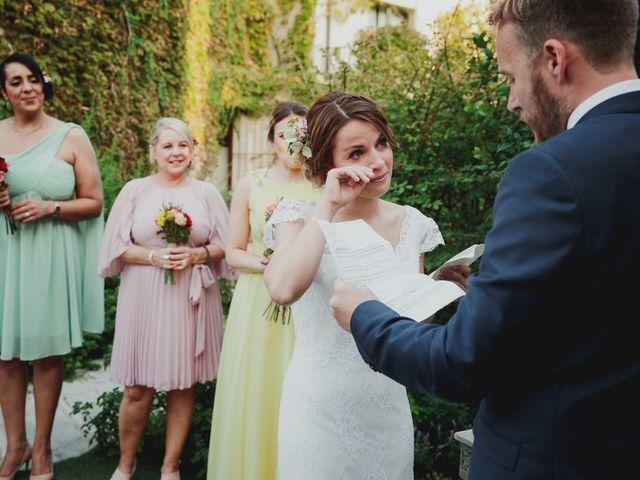 La boda de Alex Williams y María en Toledo, Toledo 85