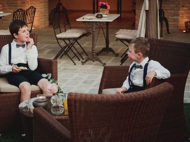 La boda de Alex Williams y María en Toledo, Toledo 125