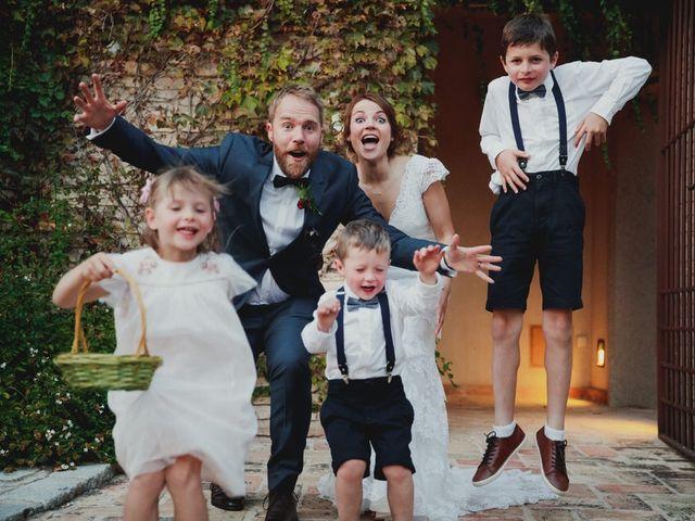 La boda de Alex Williams y María en Toledo, Toledo 2