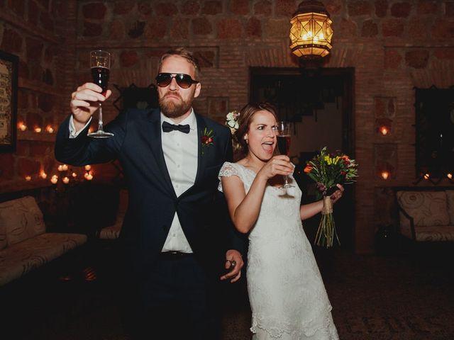 La boda de Alex Williams y María en Toledo, Toledo 154