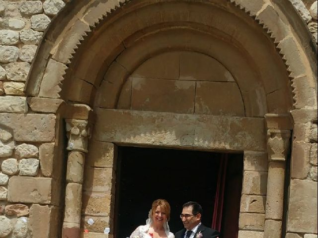 La boda de Jorge  y Yolanda en Abrera, Barcelona 1