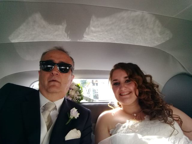 La boda de Adolfo y Gema en Chiclana De La Frontera, Cádiz 9