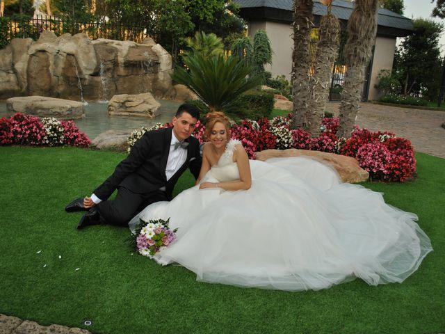 La boda de Amanda y Martín