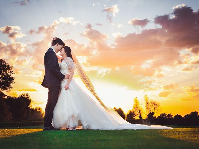 La boda de Dalia y Juan Luis