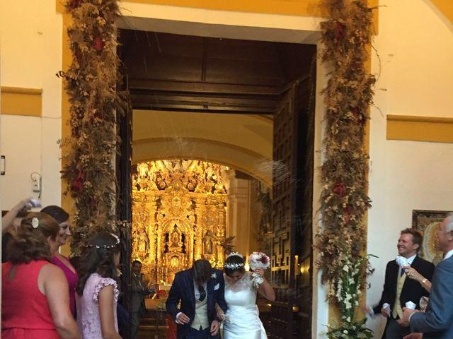 La boda de Carolina y David en Espartinas, Sevilla 2