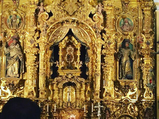 La boda de Carolina y David en Espartinas, Sevilla 3