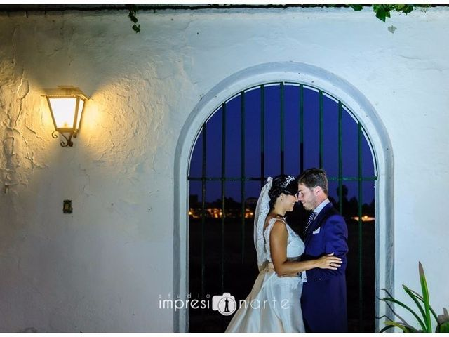 La boda de Carolina y David en Espartinas, Sevilla 1
