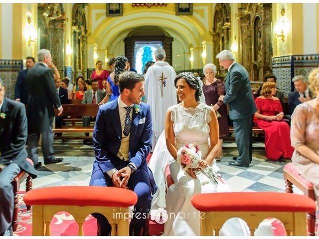 La boda de David y Carolina
