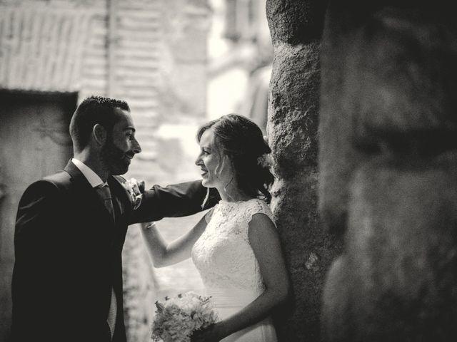 La boda de Javi y Cris en Olias Del Rey, Toledo 28