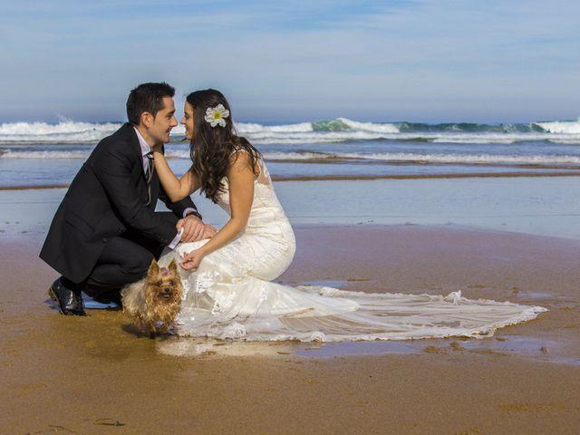 La boda de Elena y Roberto en Mogro, Cantabria 29