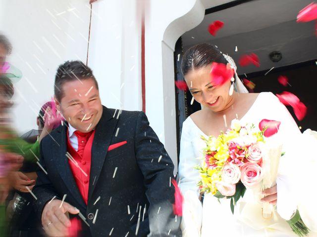 La boda de Tamara y Fali