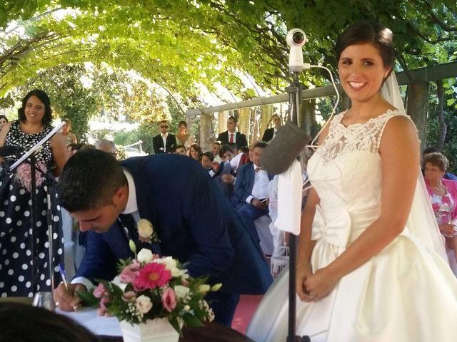 La boda de Miguel y Ángela en Redondela, Pontevedra 1