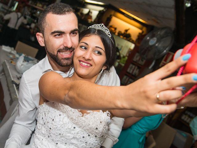 La boda de Eli y Xabi