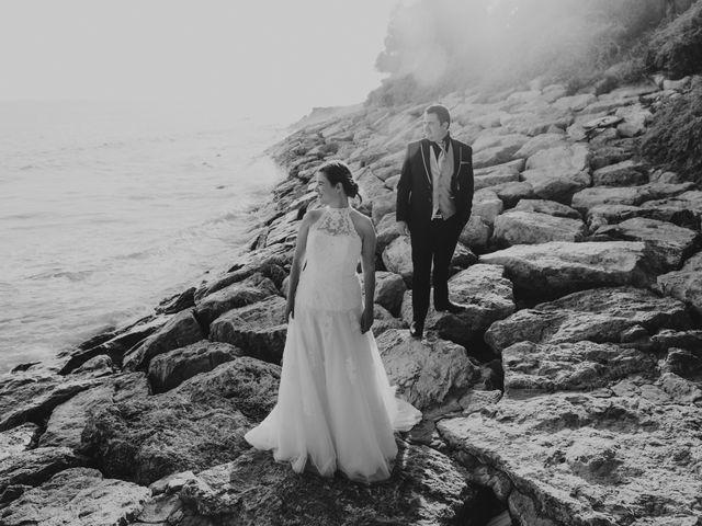 La boda de Judit y Xavi