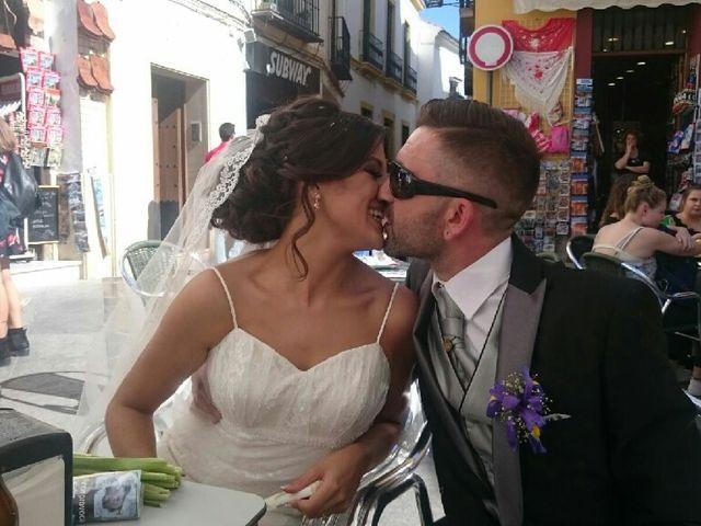 La boda de Gema y Yiyo