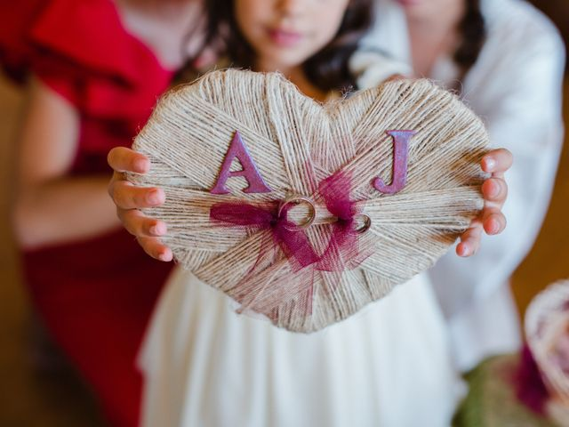 La boda de Alex y Jenny en Roblido (Rua, A), Orense 8