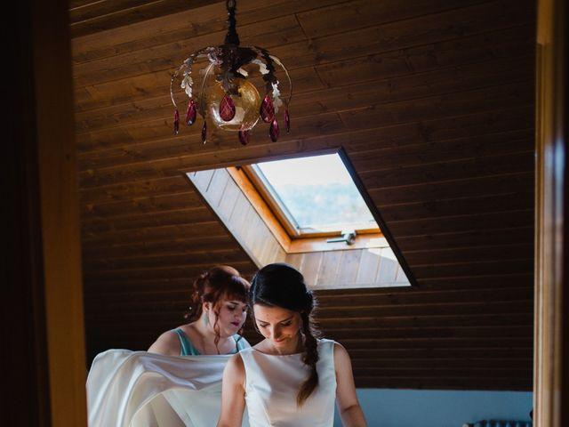 La boda de Alex y Jenny en Roblido (Rua, A), Orense 13