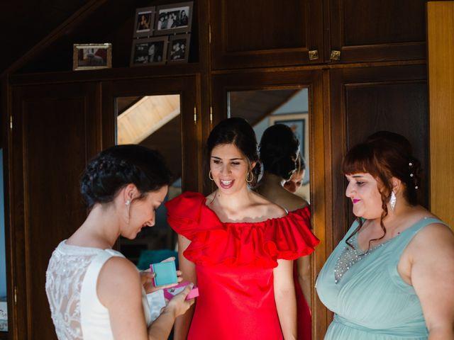 La boda de Alex y Jenny en Roblido (Rua, A), Orense 15