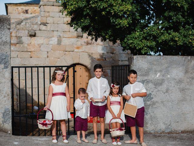 La boda de Alex y Jenny en Roblido (Rua, A), Orense 19