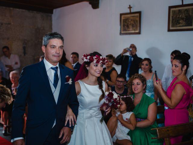 La boda de Alex y Jenny en Roblido (Rua, A), Orense 21