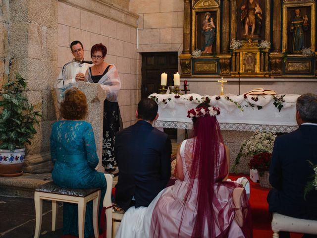 La boda de Alex y Jenny en Roblido (Rua, A), Orense 22