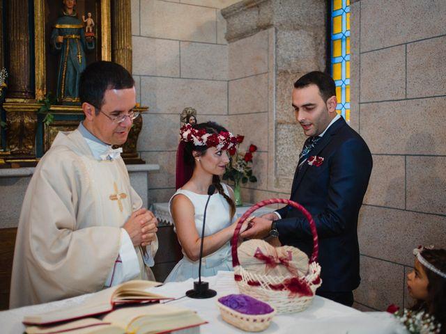 La boda de Alex y Jenny en Roblido (Rua, A), Orense 23