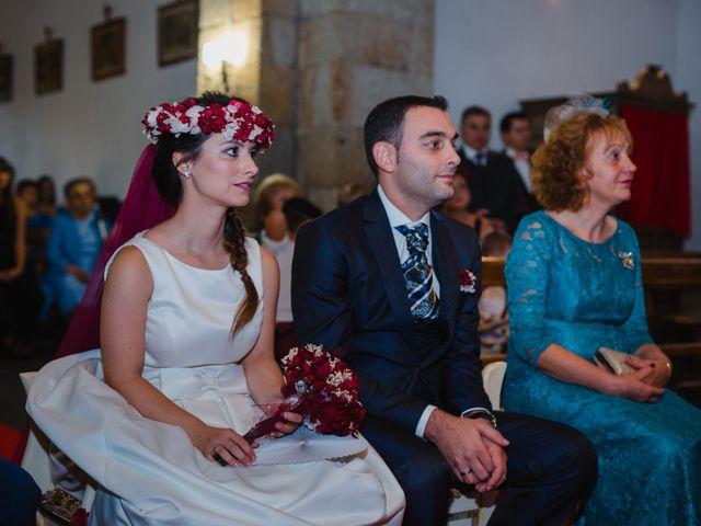 La boda de Alex y Jenny en Roblido (Rua, A), Orense 24