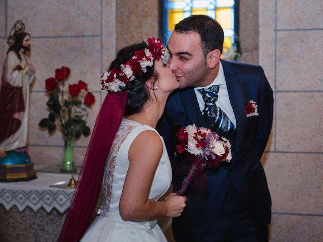 La boda de Alex y Jenny en Roblido (Rua, A), Orense 27