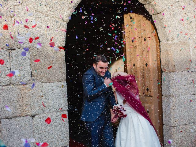 La boda de Alex y Jenny en Roblido (Rua, A), Orense 28