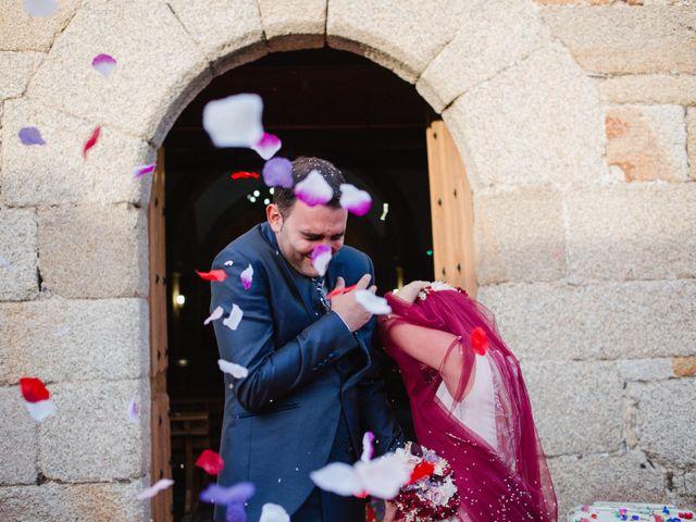 La boda de Alex y Jenny en Roblido (Rua, A), Orense 29