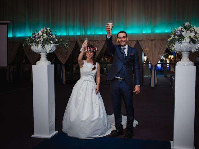 La boda de Alex y Jenny en Roblido (Rua, A), Orense 39