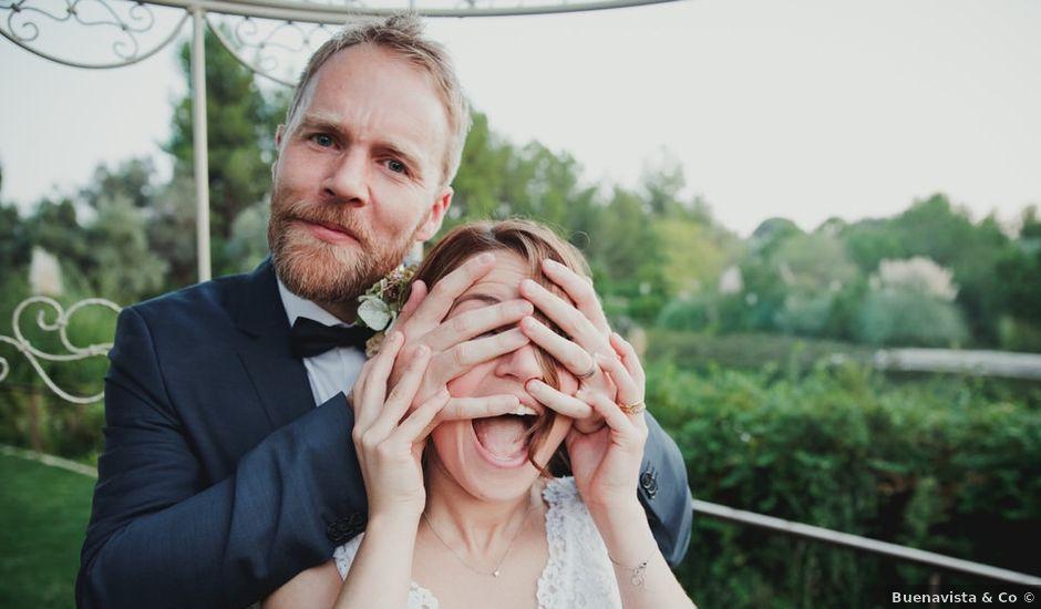 La boda de Alex Williams y María en Toledo, Toledo