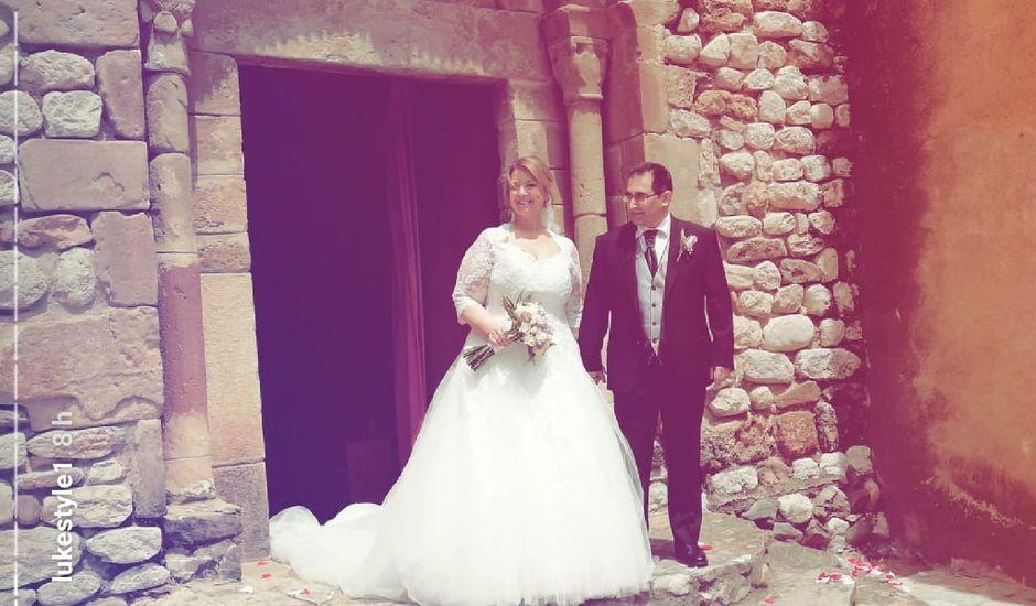La boda de Jorge  y Yolanda en Abrera, Barcelona