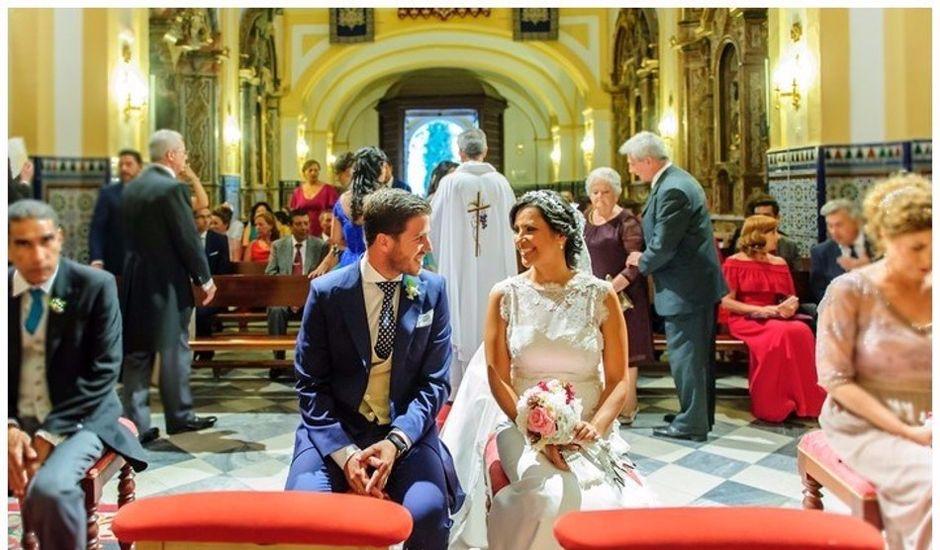 La boda de Carolina y David en Espartinas, Sevilla
