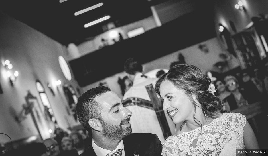 La boda de Javi y Cris en Olias Del Rey, Toledo