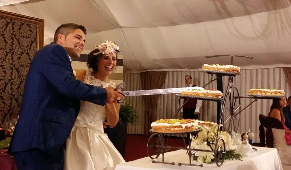 La boda de Miguel y Ángela en Redondela, Pontevedra
