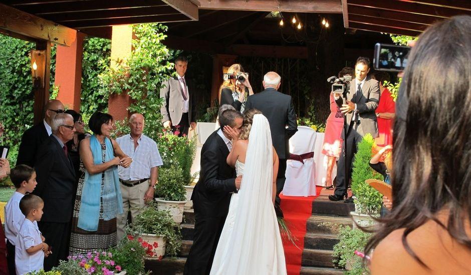 La boda de Rocio y Fran en Rubi, Barcelona