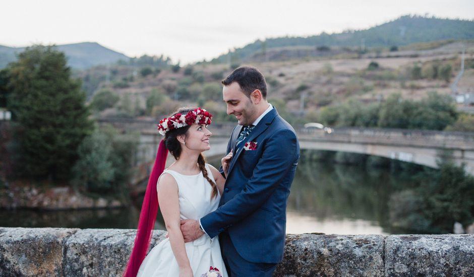 La boda de Alex y Jenny en Roblido (Rua, A), Orense