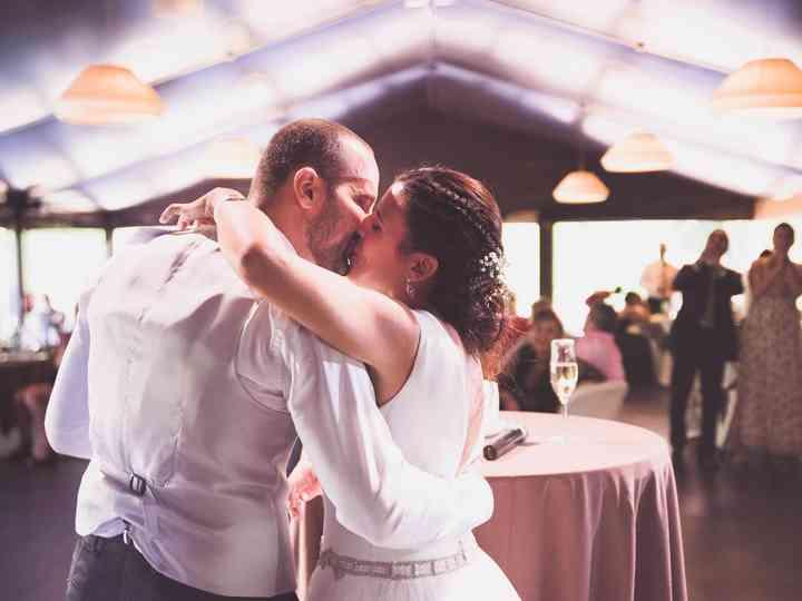 La boda de Nieves y Germán