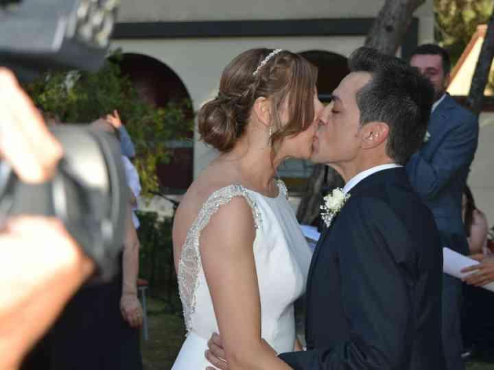 La boda de Marga y Daniel